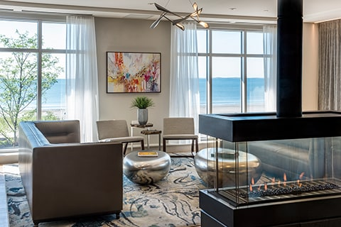 Luxury Apartments On Revere Beach Beach House Apartments